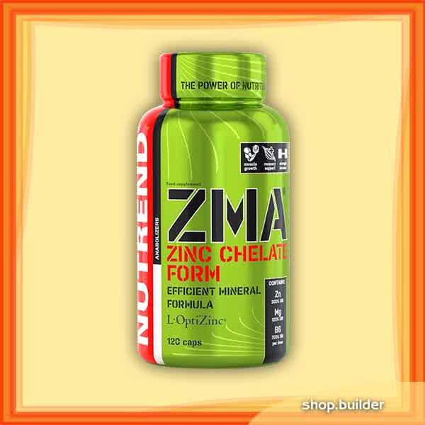 Nutrend ZMA 120 caps