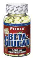 Weider Nutrition Beta-Glucan  (120 caps)