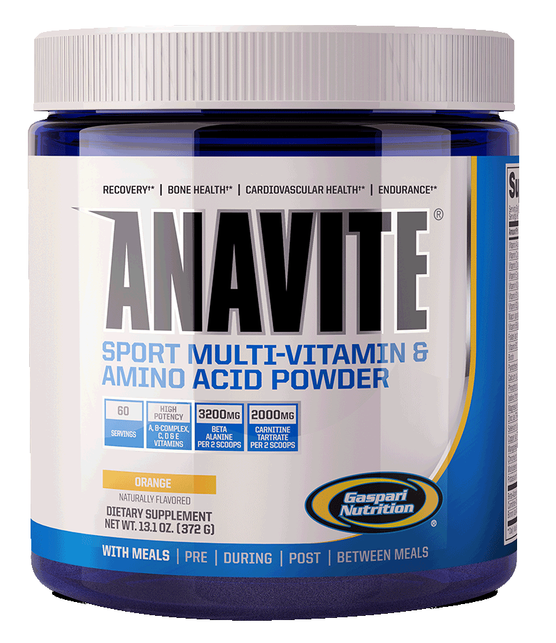 Gaspari Nutrition Anavite Powder 372 gr.