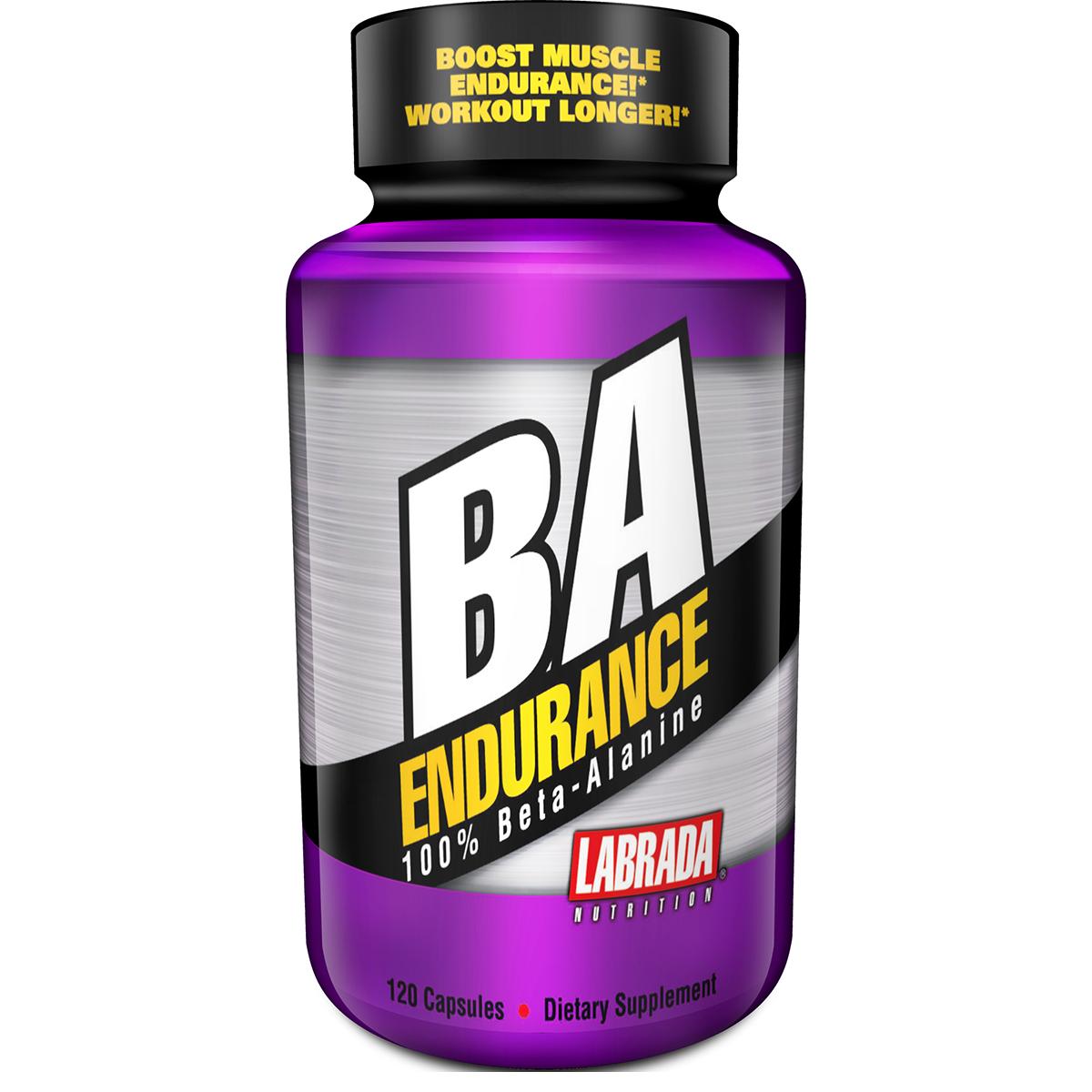 Labrada Nutrition Beta Alanine 120 caps