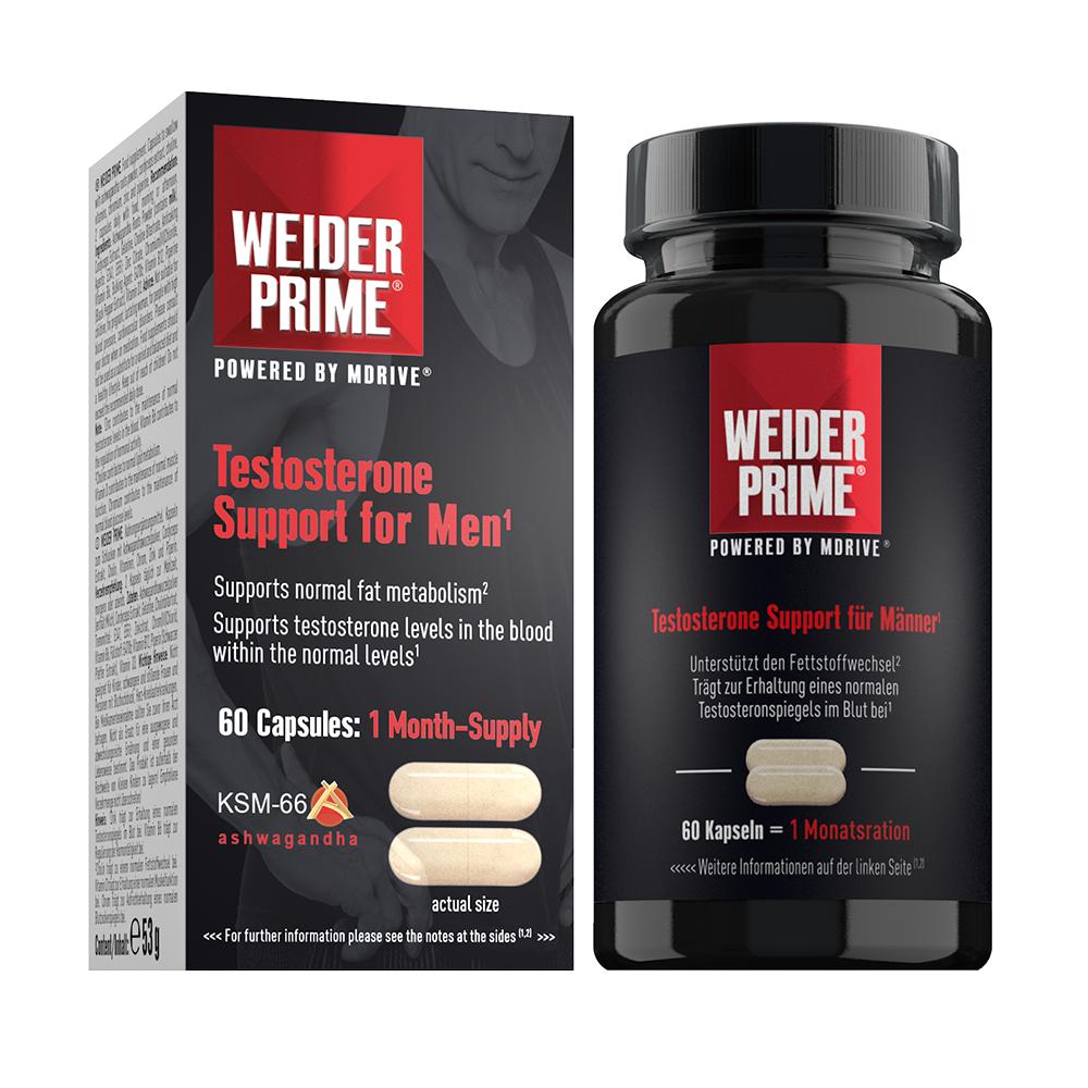 Weider Nutrition Prime 60 caps