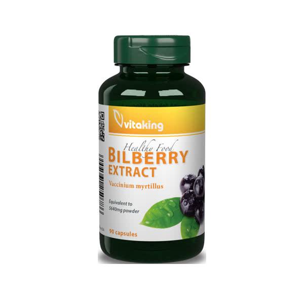 VitaKing Bilberry 90 caps