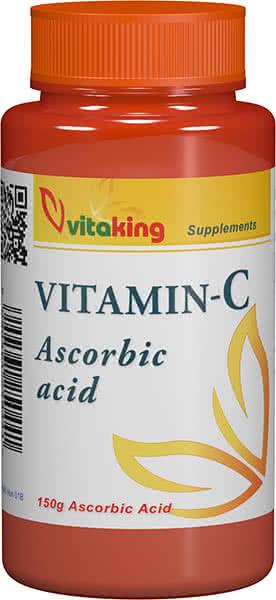 VitaKing Ascorbic Acid (Vitamin C) 150 gr.