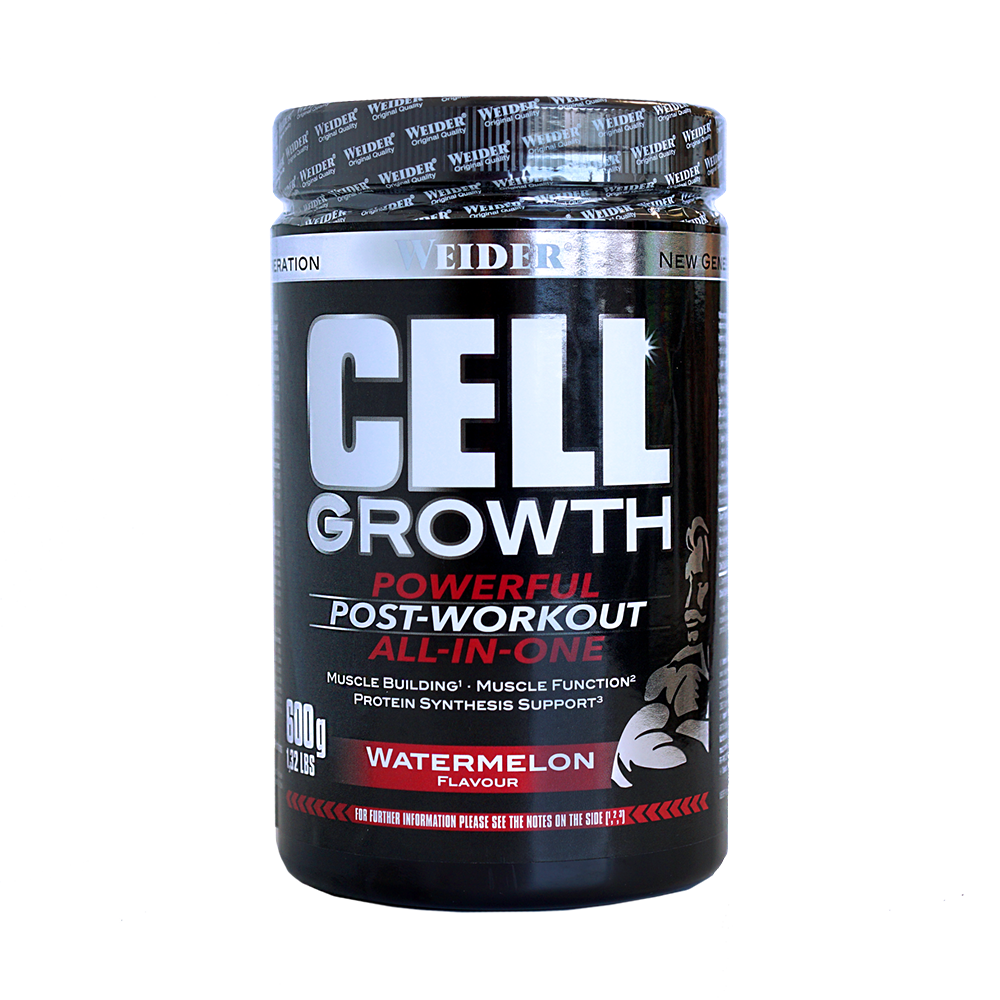 Weider Nutrition Cell Growth 600 gr.