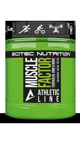 Scitec Nutrition Muscle Factor 150 caps