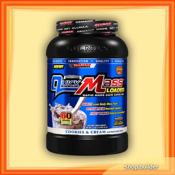 AllMax Nutrition QuickMass 1,36 kg
