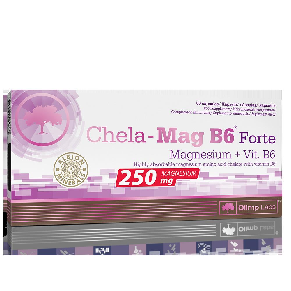 Olimp Sport Nutrition Chela-Mag B6 Forte 60 caps