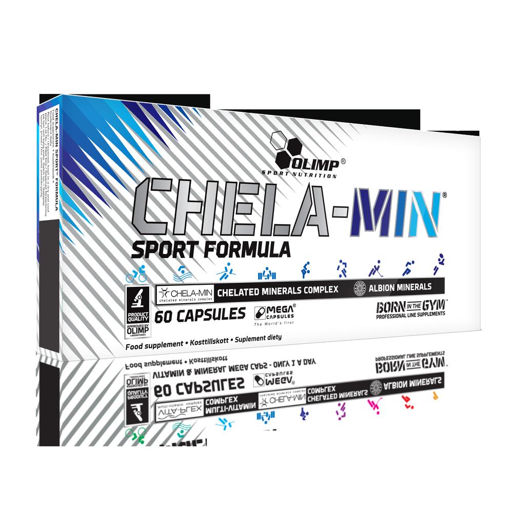 Olimp Sport Nutrition Chela-Min Sport Formula 60 caps