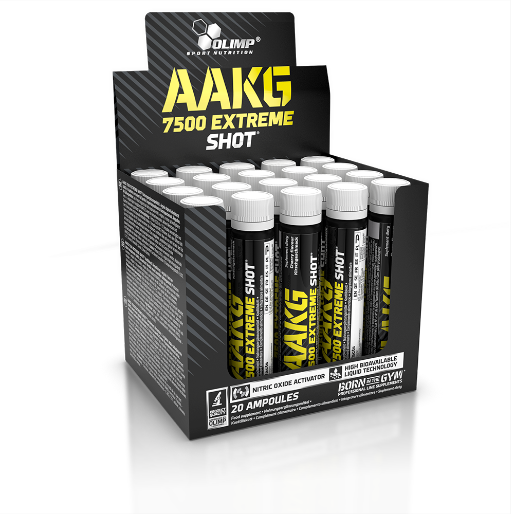 Olimp Sport Nutrition AAKG 7500 Extreme Shot 20x25 ml