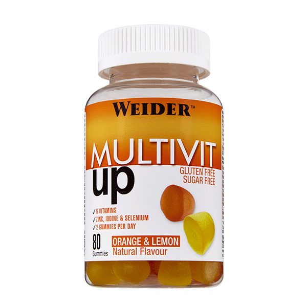 Weider Nutrition MiltiVIT Up 80 chews