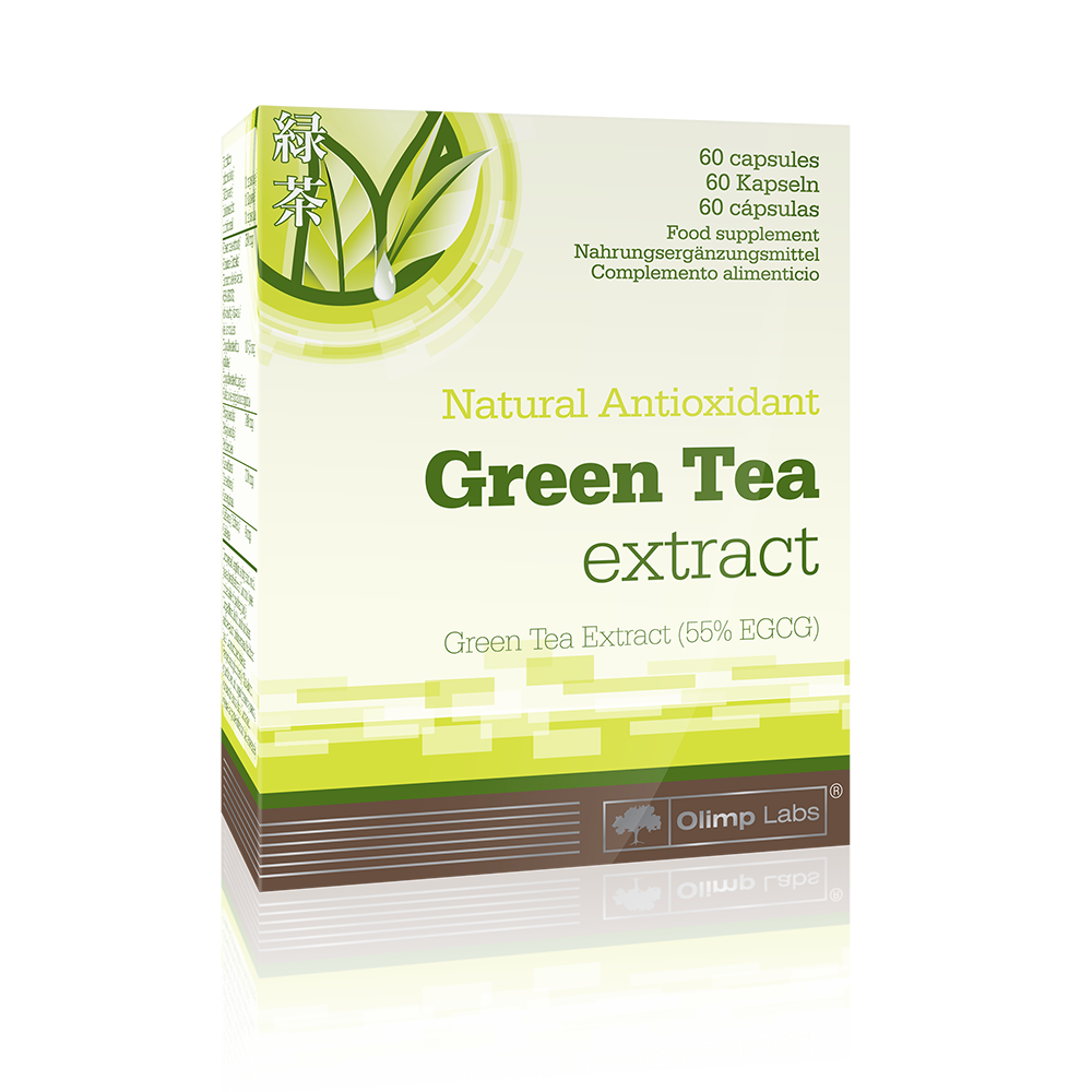 Olimp Sport Nutrition Green Tea Extract 60 caps