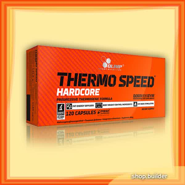Olimp Sport Nutrition Thermo Speed Hardcore 120 caps