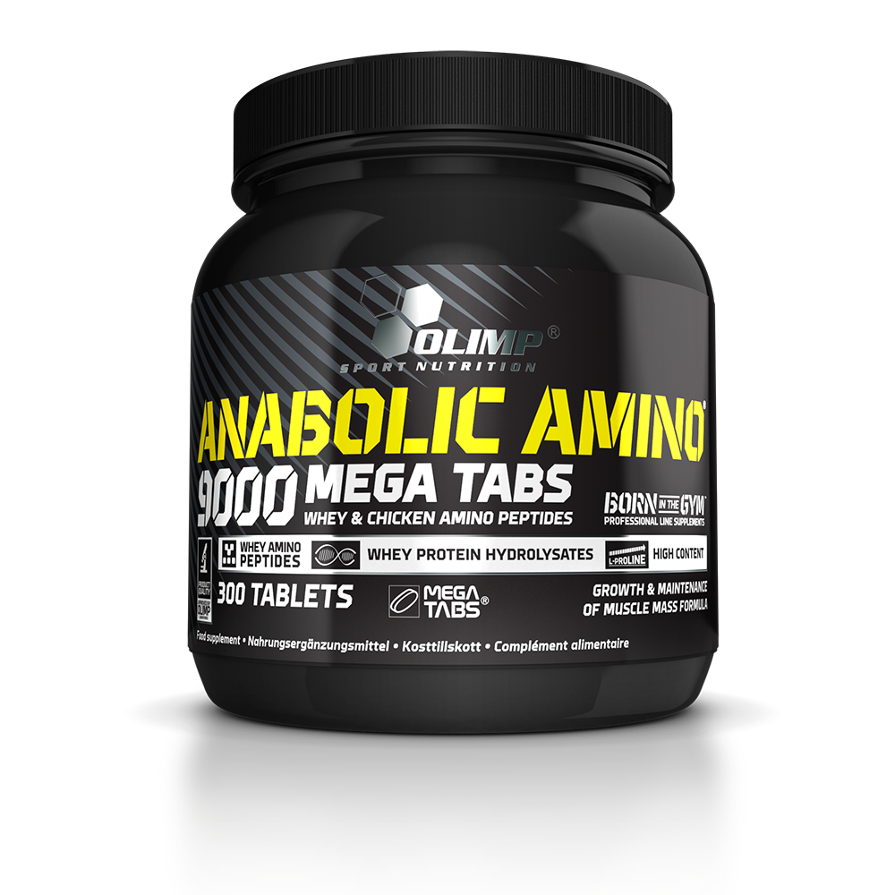 Olimp Sport Nutrition Anabolic Amino 9000 300 tab.