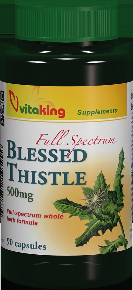 VitaKing Blessed Thistle 60 caps
