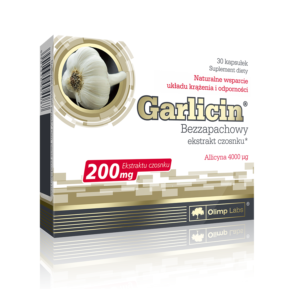Olimp Sport Nutrition Garlicin 30 caps