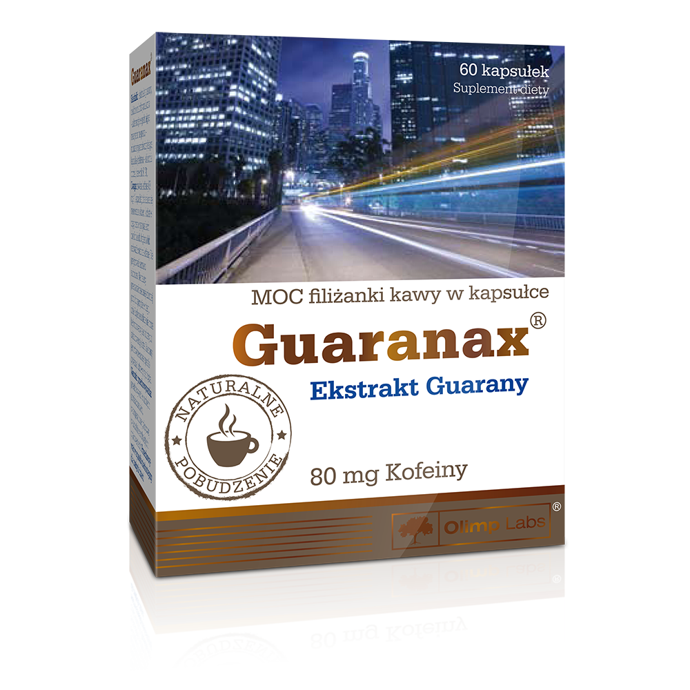 Olimp Sport Nutrition Guaranax 60 caps
