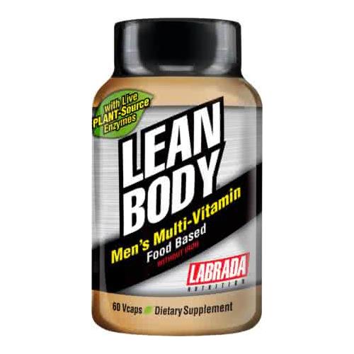 Labrada Nutrition Lean Body Mens Multi-Vitamin 60 caps