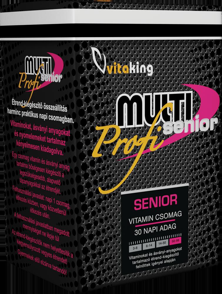 VitaKing Multi Senior Profi 30 pak.