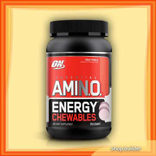 Optimum Nutrition Amino Energy Chewables 75 chews