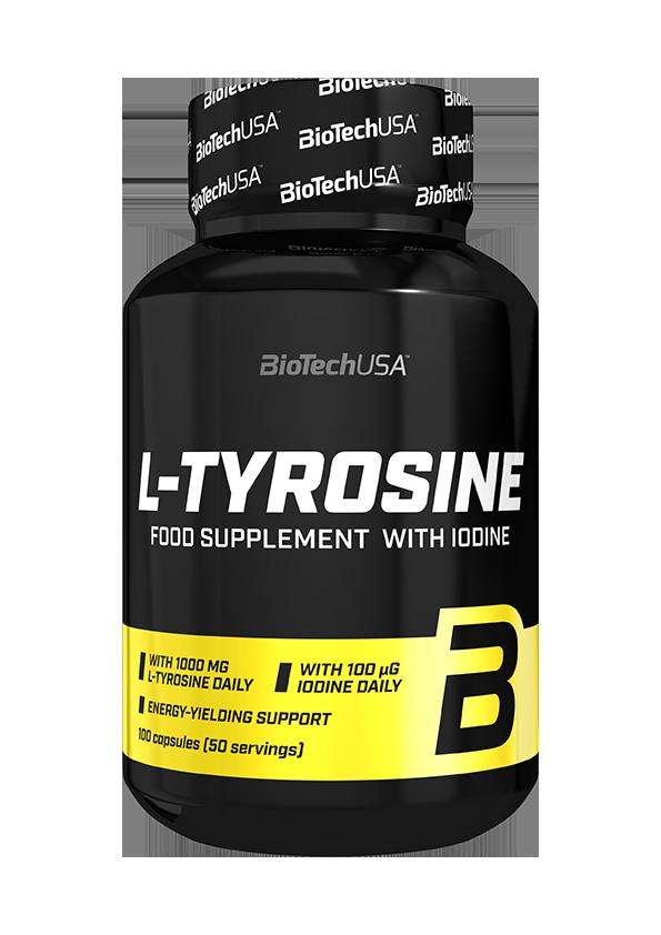 BioTech USA L-Tyrosine 100 caps