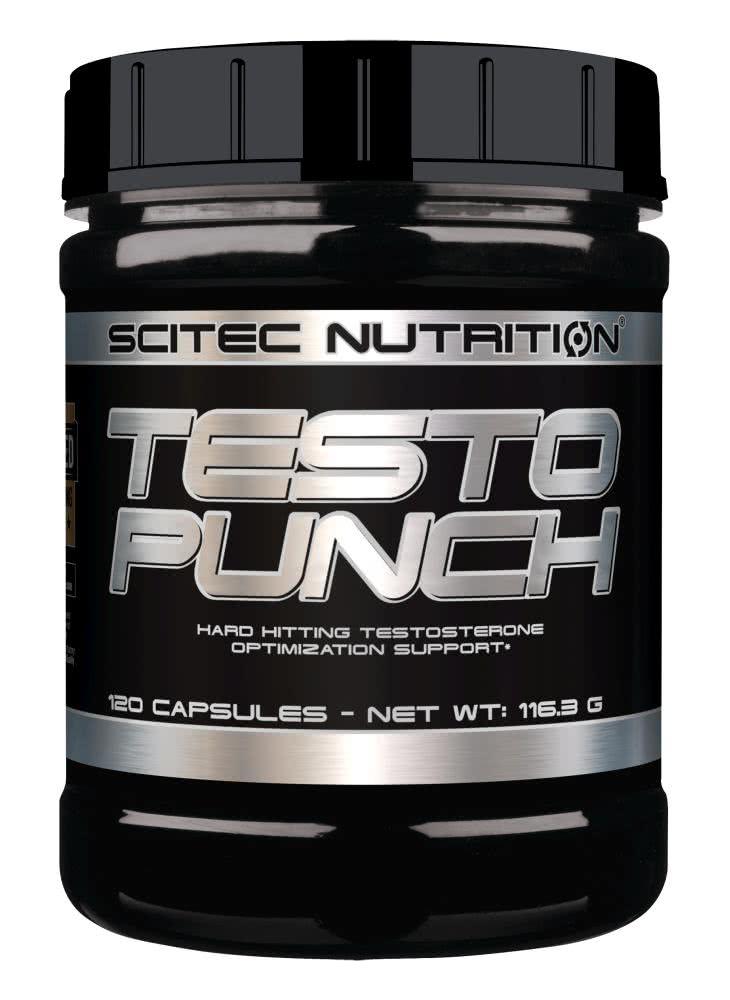 Scitec Nutrition Testo Punch 120 caps