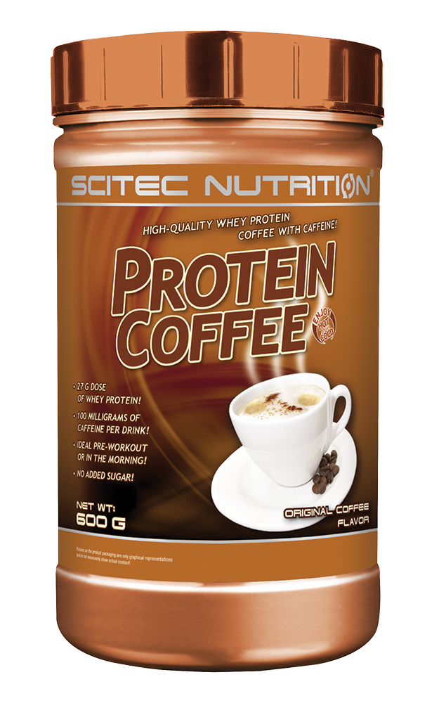 Scitec Nutrition Protein Coffee 0,6 kg