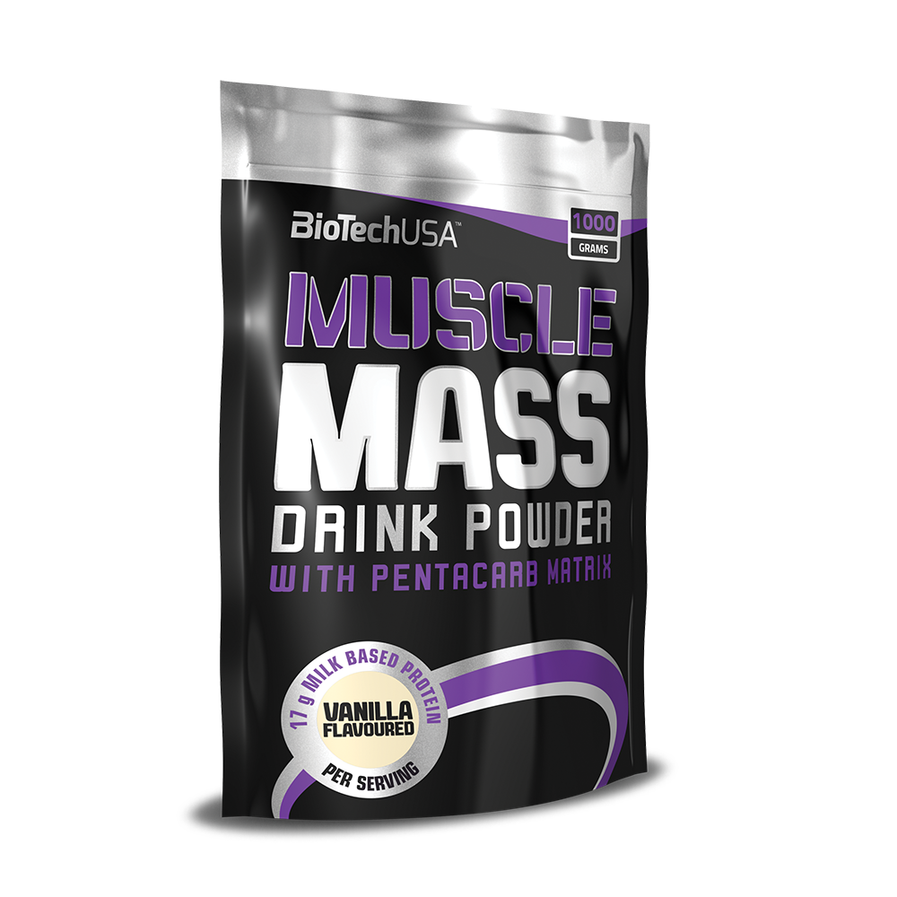 BioTech USA Muscle Mass 1 kg