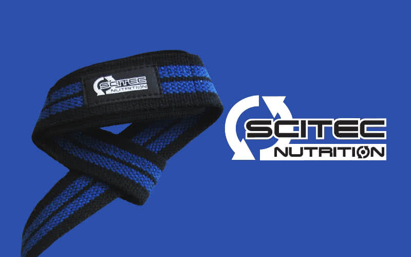 Scitec Nutrition Lifting Strap pair