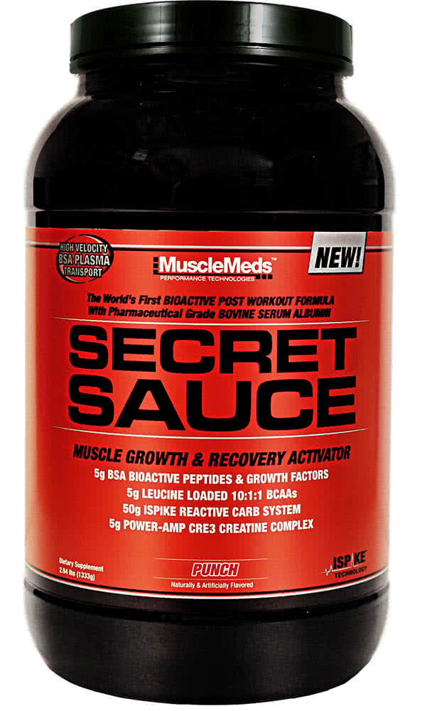 MuscleMeds Secret Sauce 1,4 kg