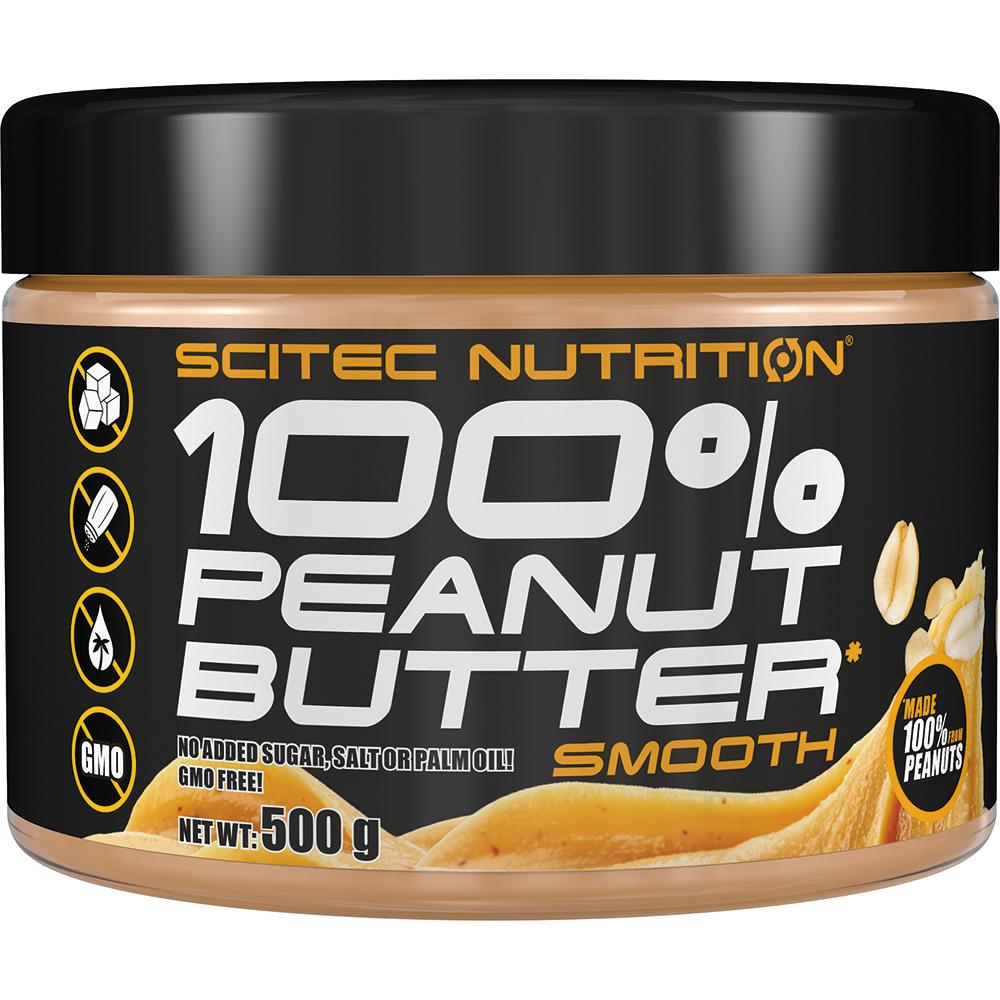 Scitec Nutrition 100% Peanut Butter 500 gr.