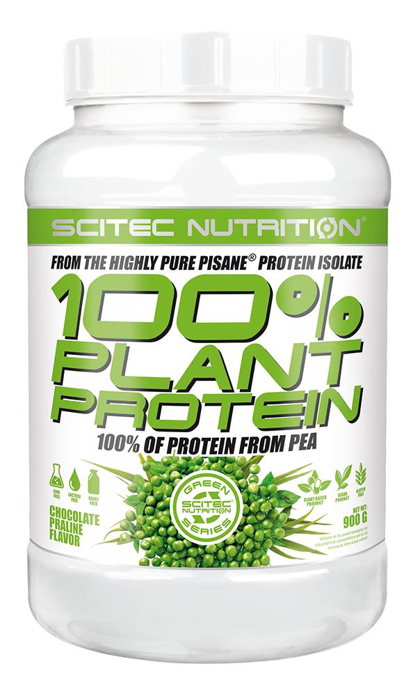 Scitec Nutrition 100% Plant Protein 0,9 kg