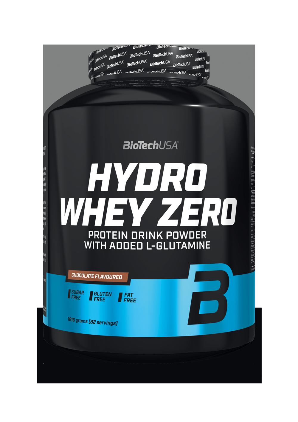 BioTech USA Hydro Whey Zero 1,816 kg