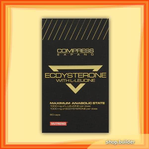 Nutrend Compress Ecdysterone 60 caps