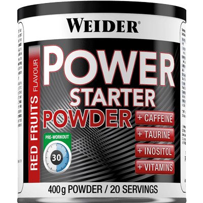 Weider Nutrition Power Starter Powder 0,4 kg