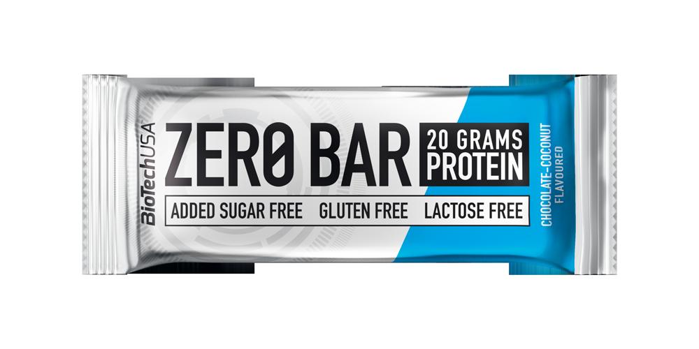 BioTech USA Zero Bar 50 gr.