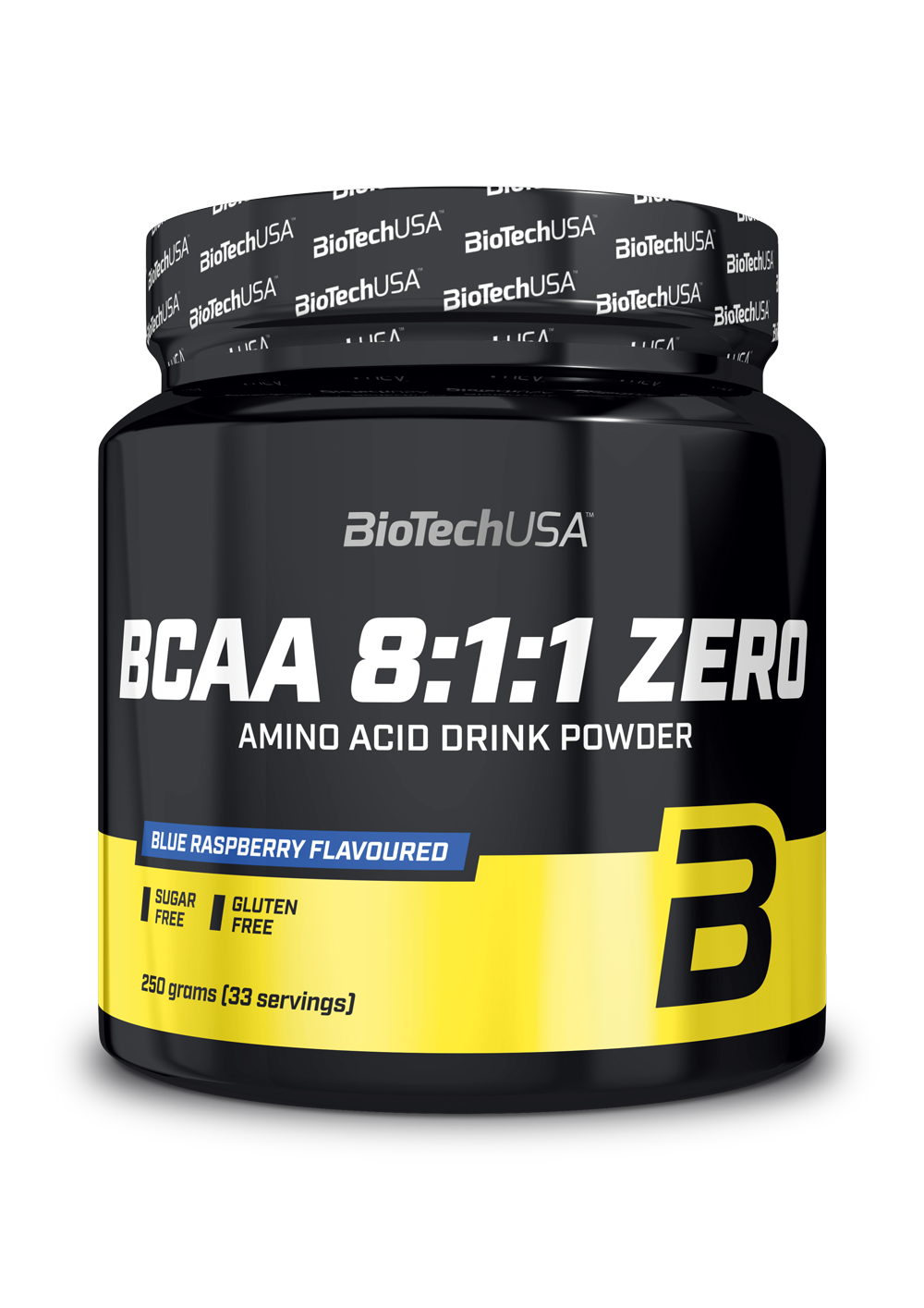 BioTech USA BCAA 8:1:1 Zero 250 gr.