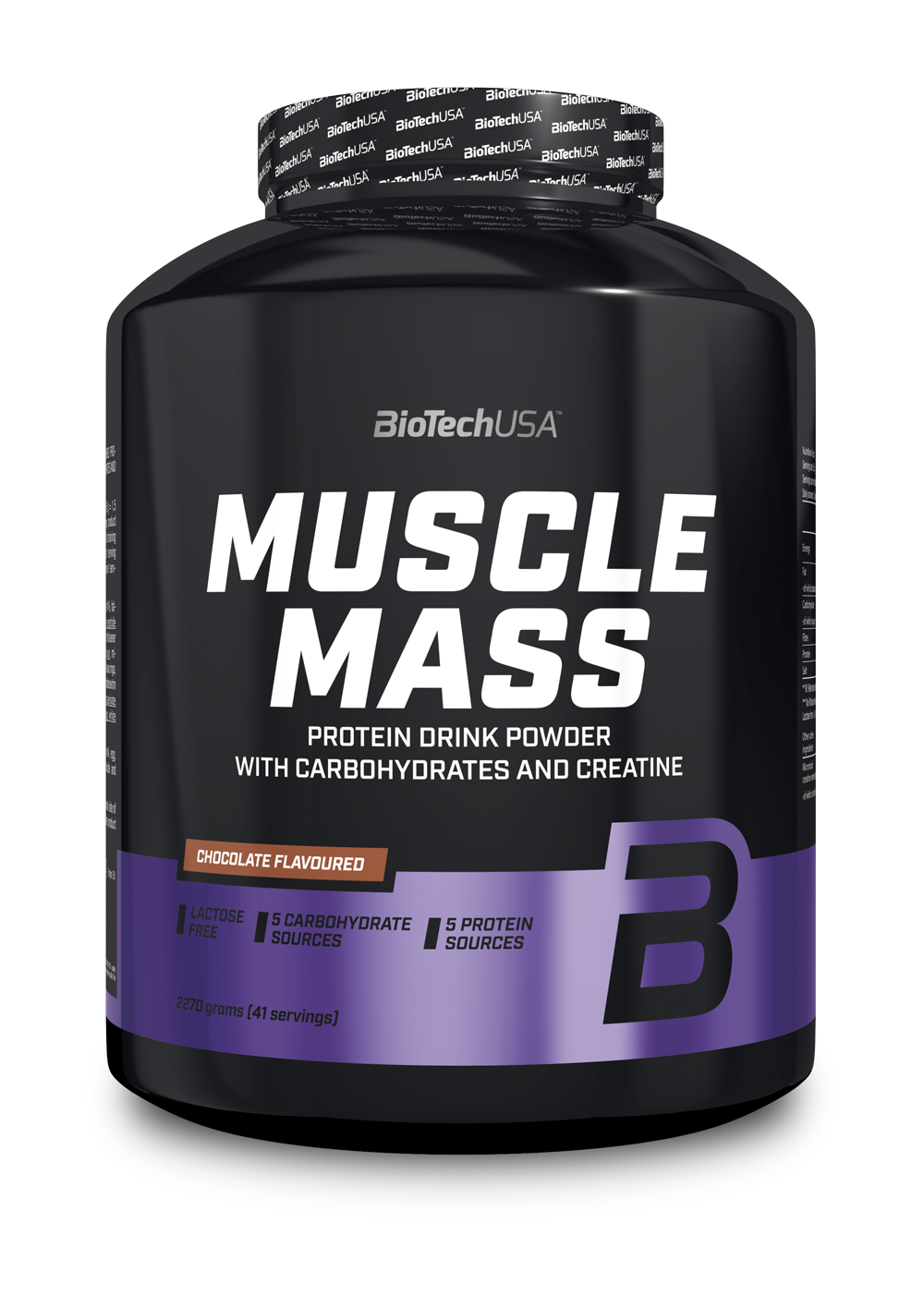 BioTech USA Muscle Mass 2,27 kg