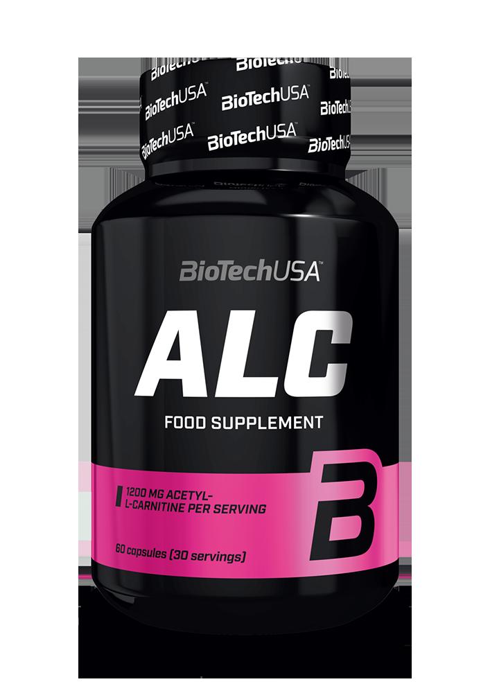 BioTech USA ALC 60 caps