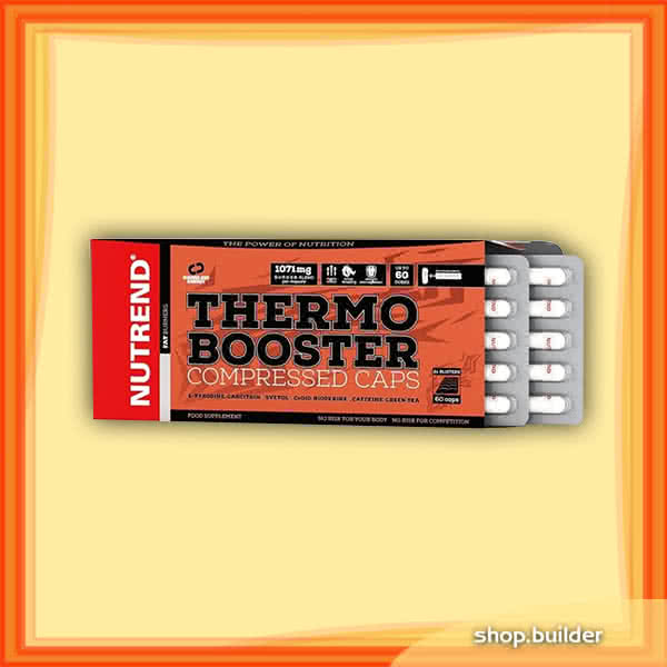 Nutrend Thermo Booster 60 caps