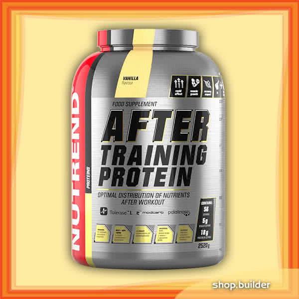 Nutrend After Training Protein 2,52 kg