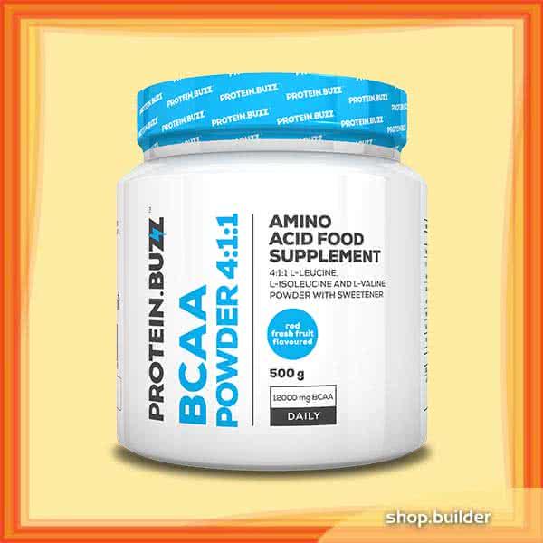 Protein Buzz BCAA Powder 4:1:1 500 gr.