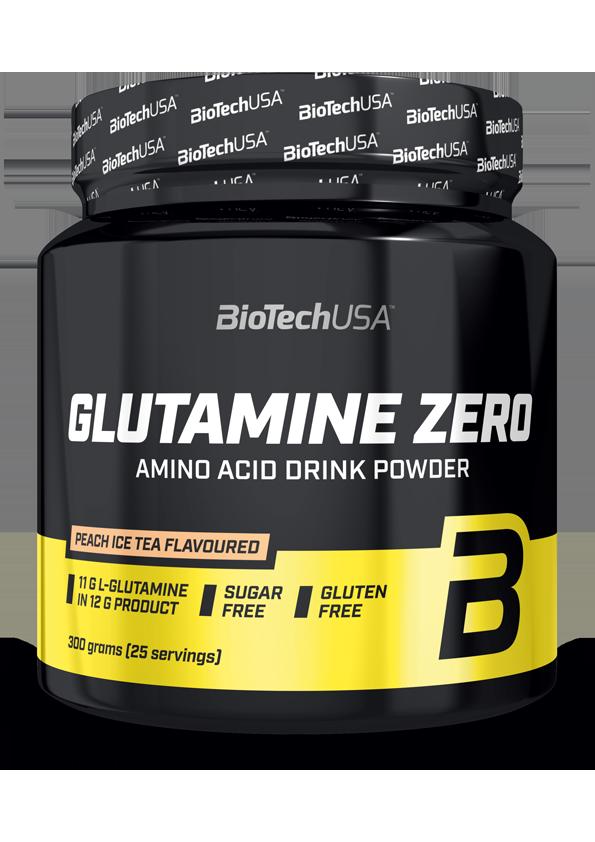 BioTech USA Glutamine Zero 300 gr.