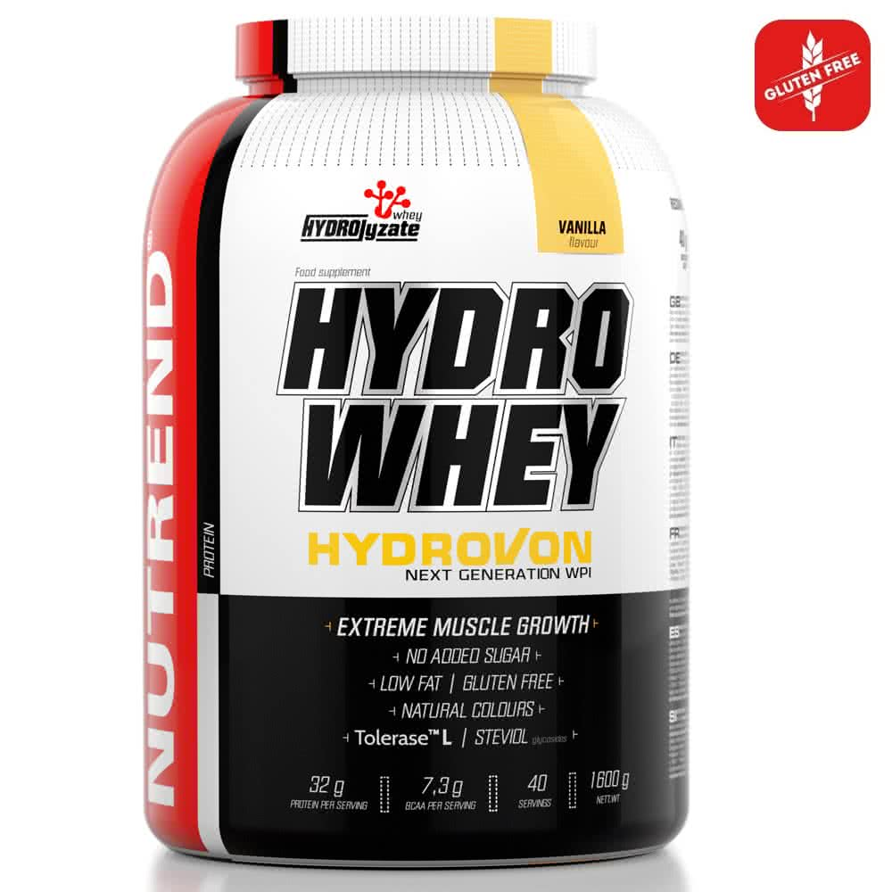 Nutrend Hydro Whey 1,6 kg