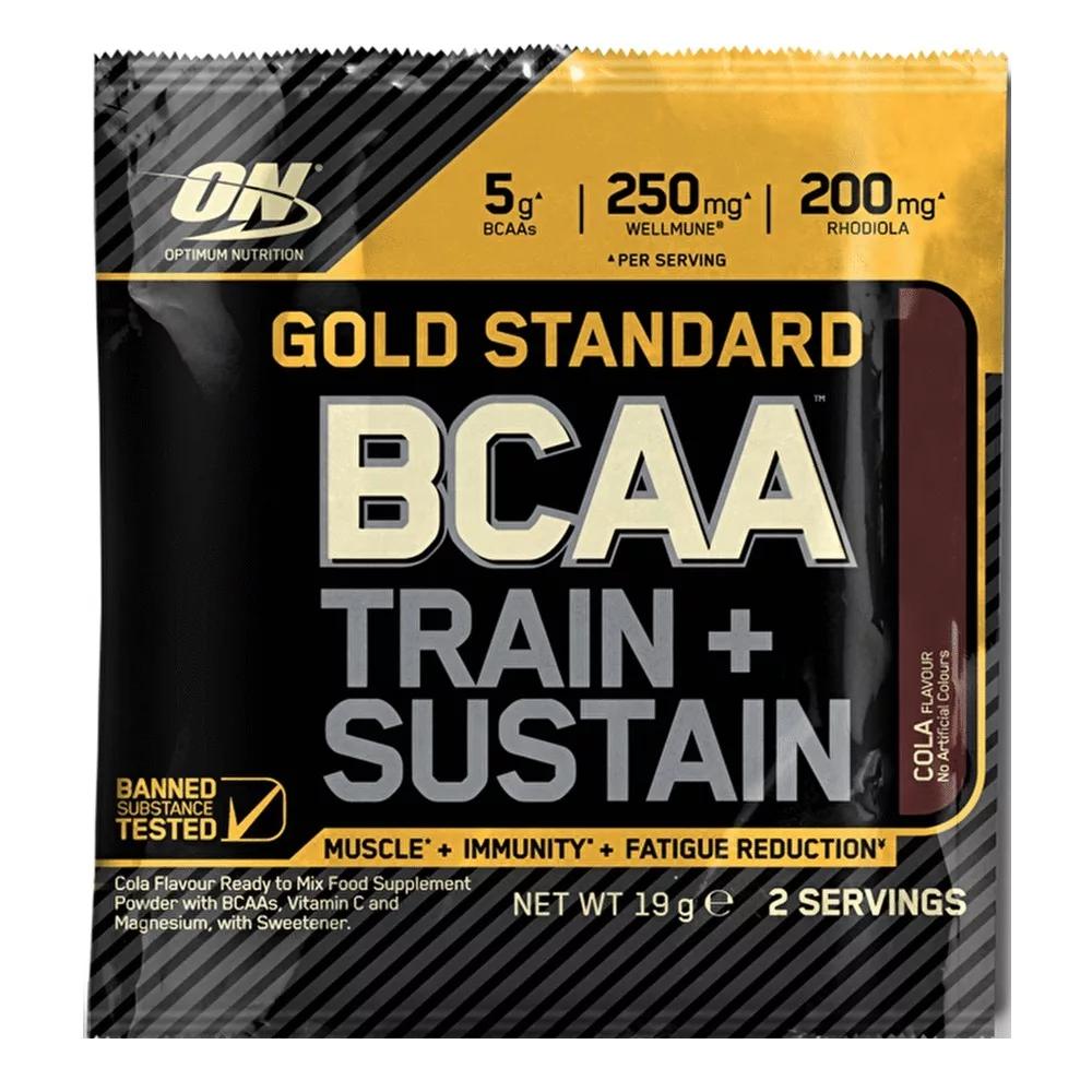 Optimum Nutrition Gold Standard BCAA 19 gr.