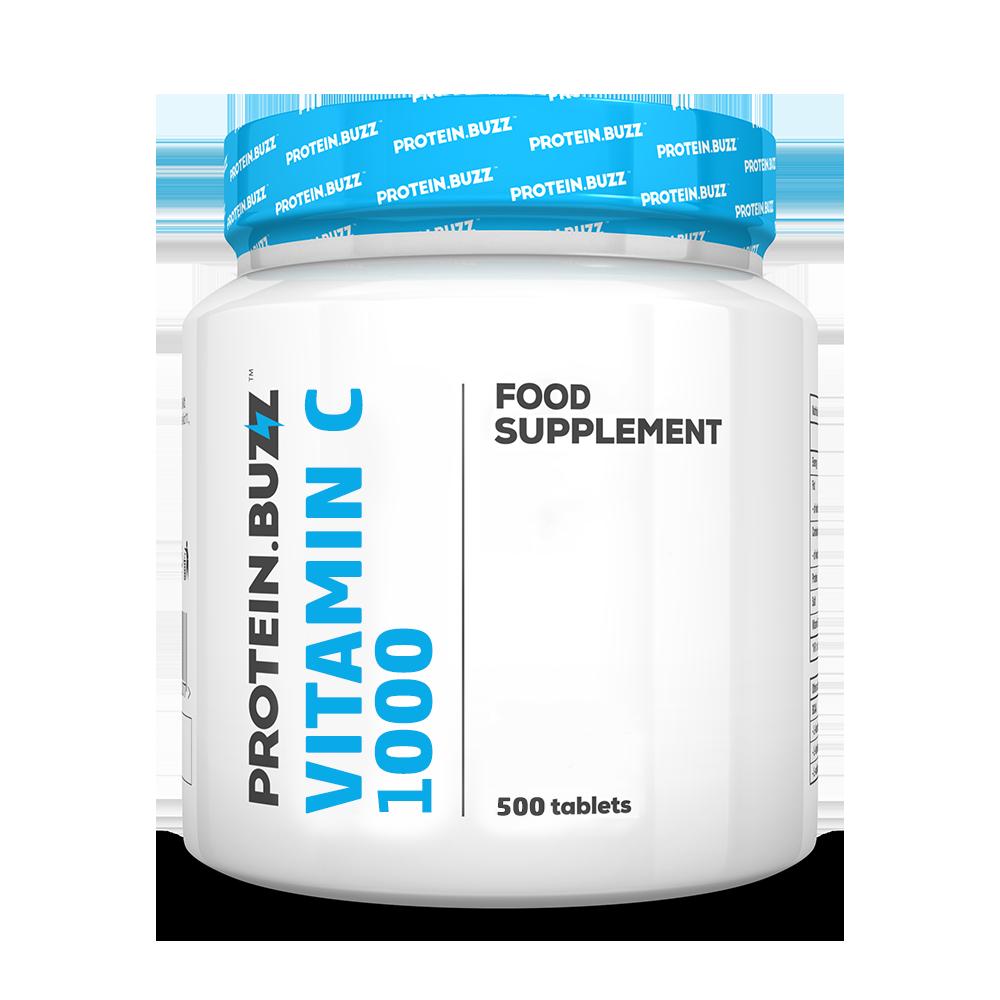 Protein Buzz Vitamin C 1000 500 tab.