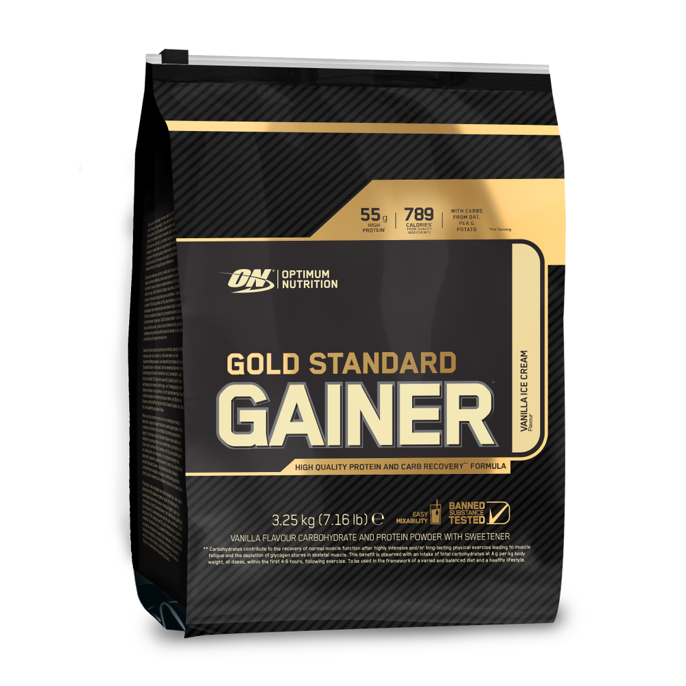 Optimum Nutrition Gold Standard Gainer 3,25 kg