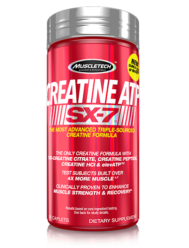 MuscleTech Creatine ATP SX-7 90 caps