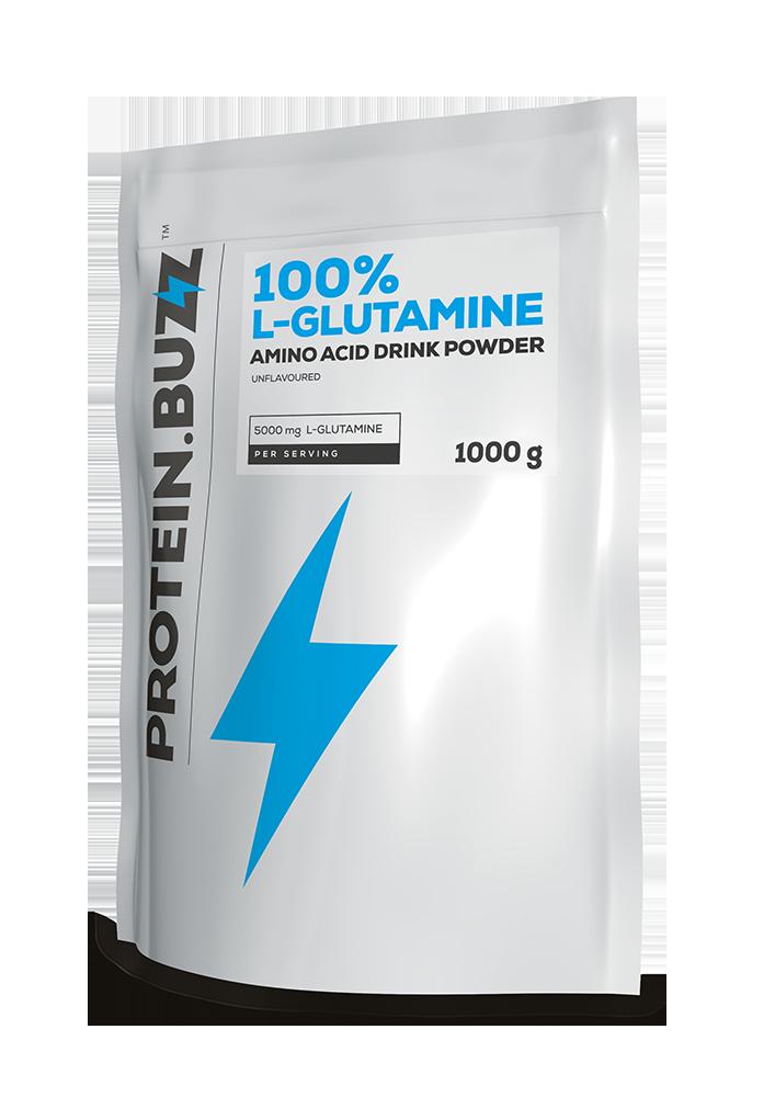 Protein Buzz 100% Glutamine 1000 gr.