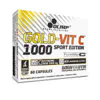 Olimp Sport Nutrition Gold-Vit C 1000 Sport Edition (60 caps)