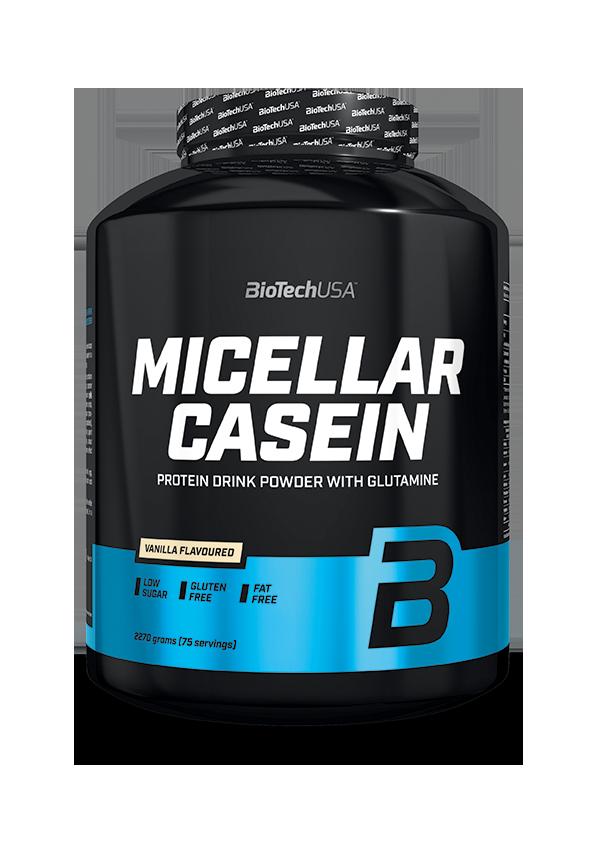 BioTech USA Micellar Casein 2,27 kg